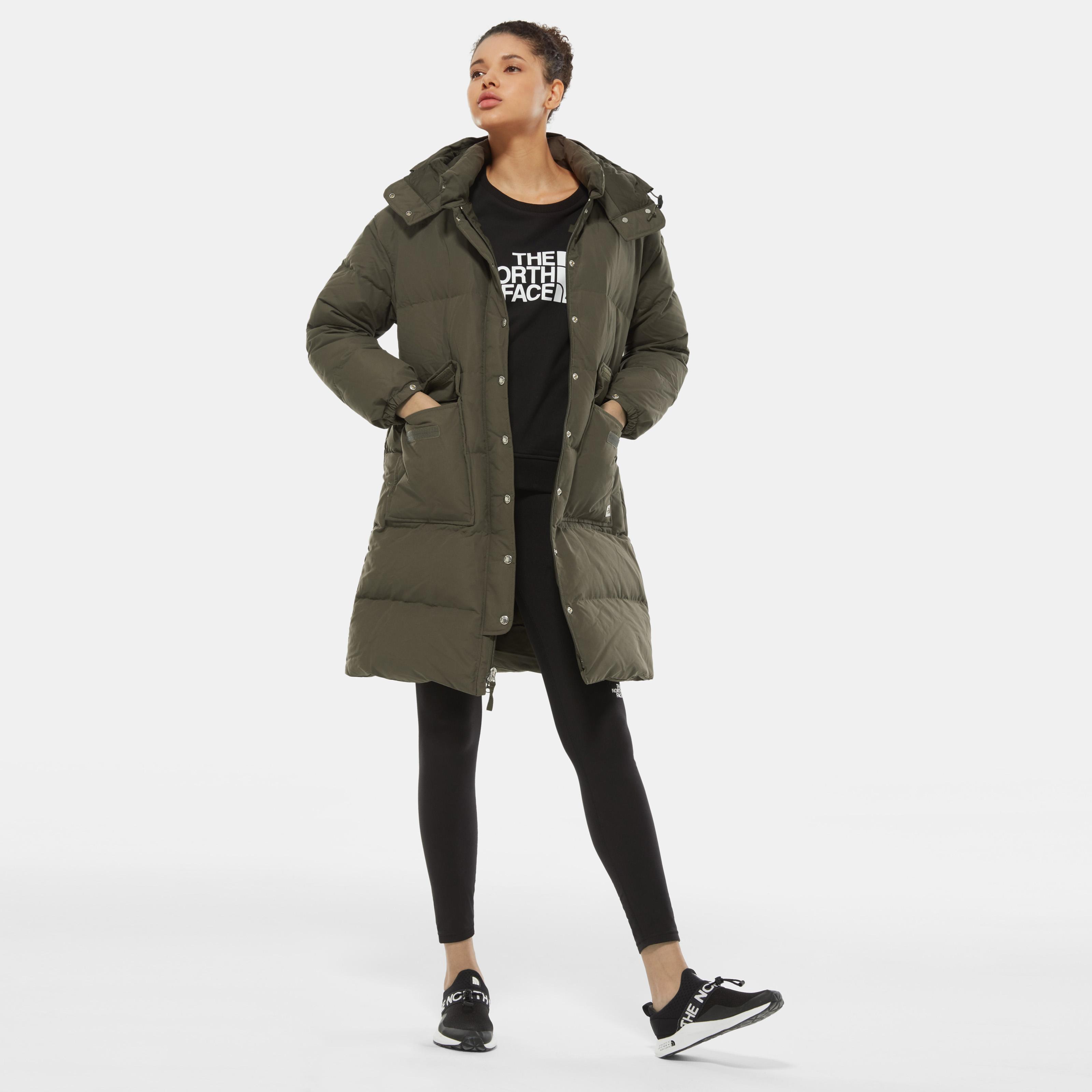 Женская куртка Down Sierra Long фото