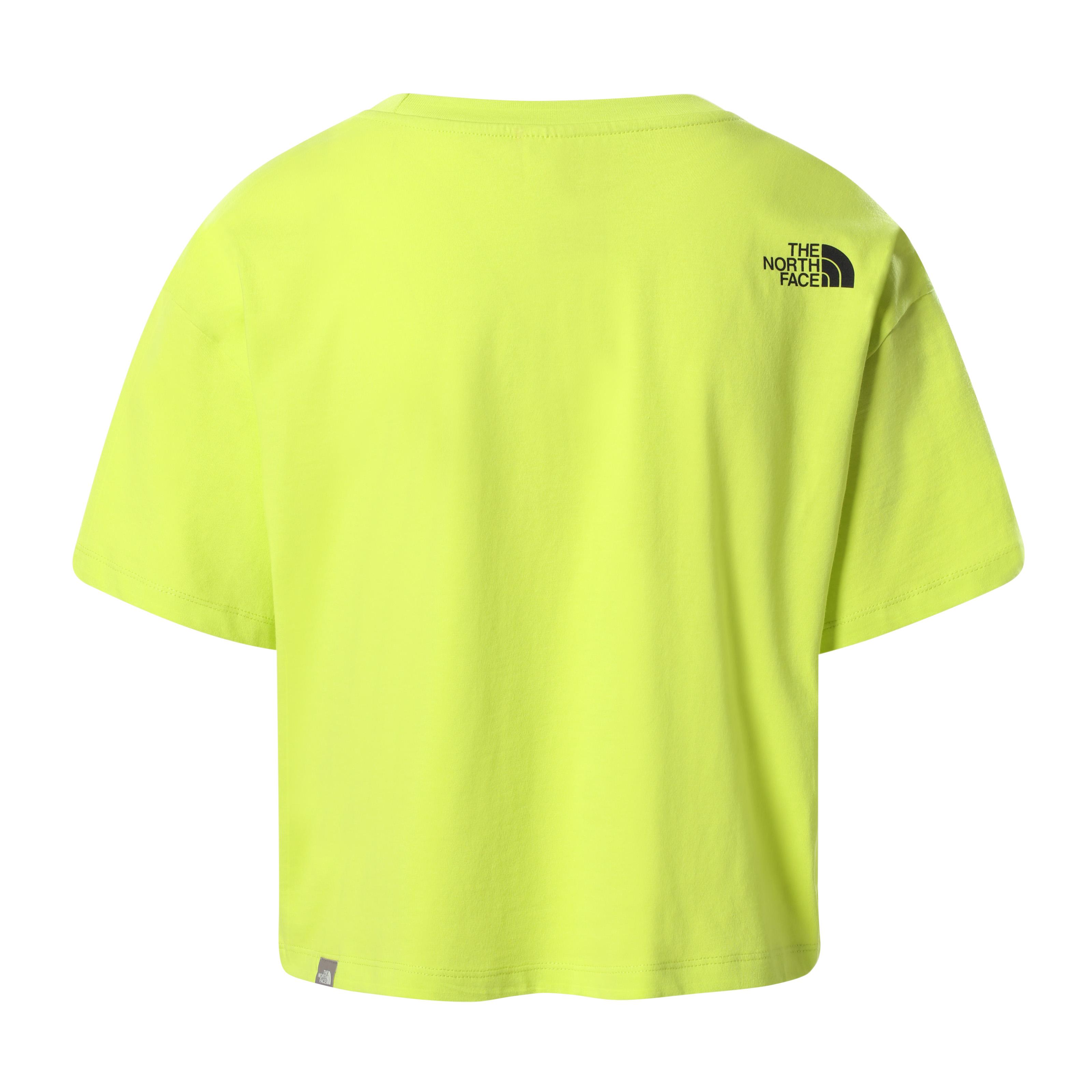 Женская футболка CROPPED SD TA4SYCJE3