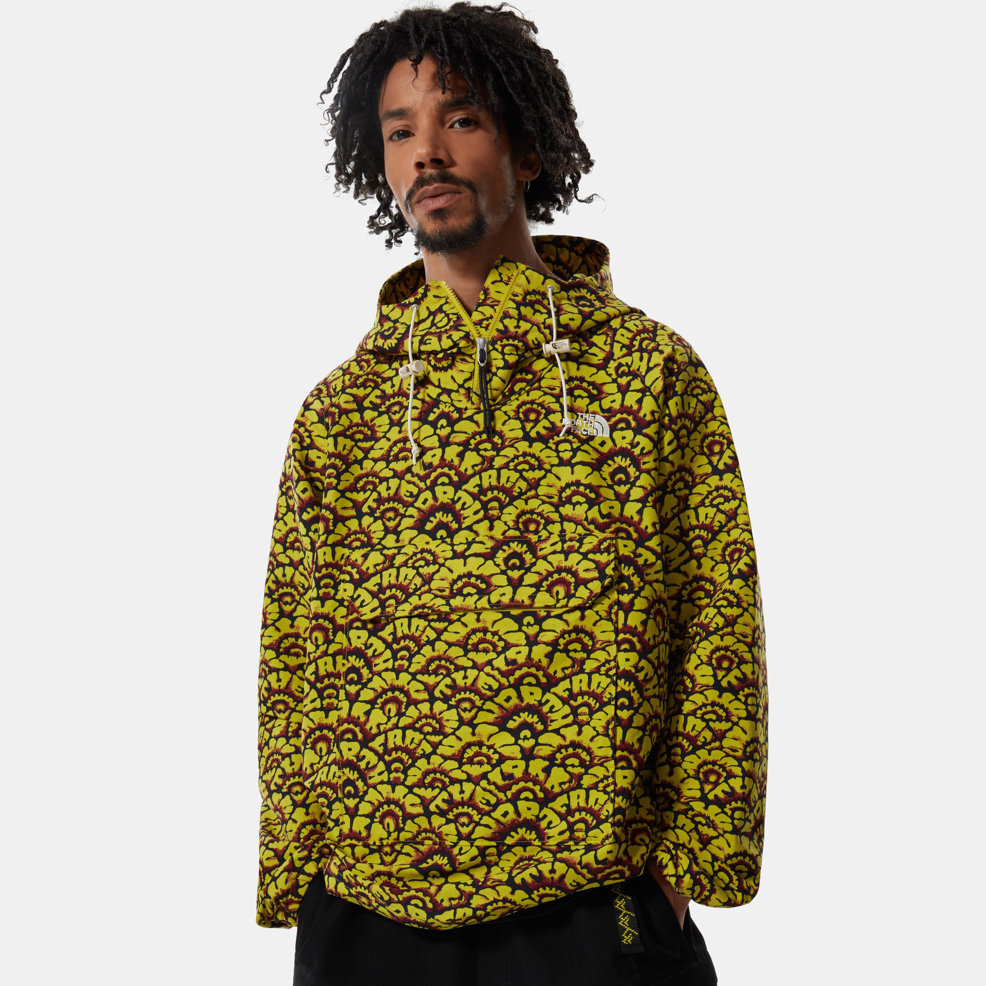 Мужская куртка CLASS V PRINTED FANORAK TA55T705Q