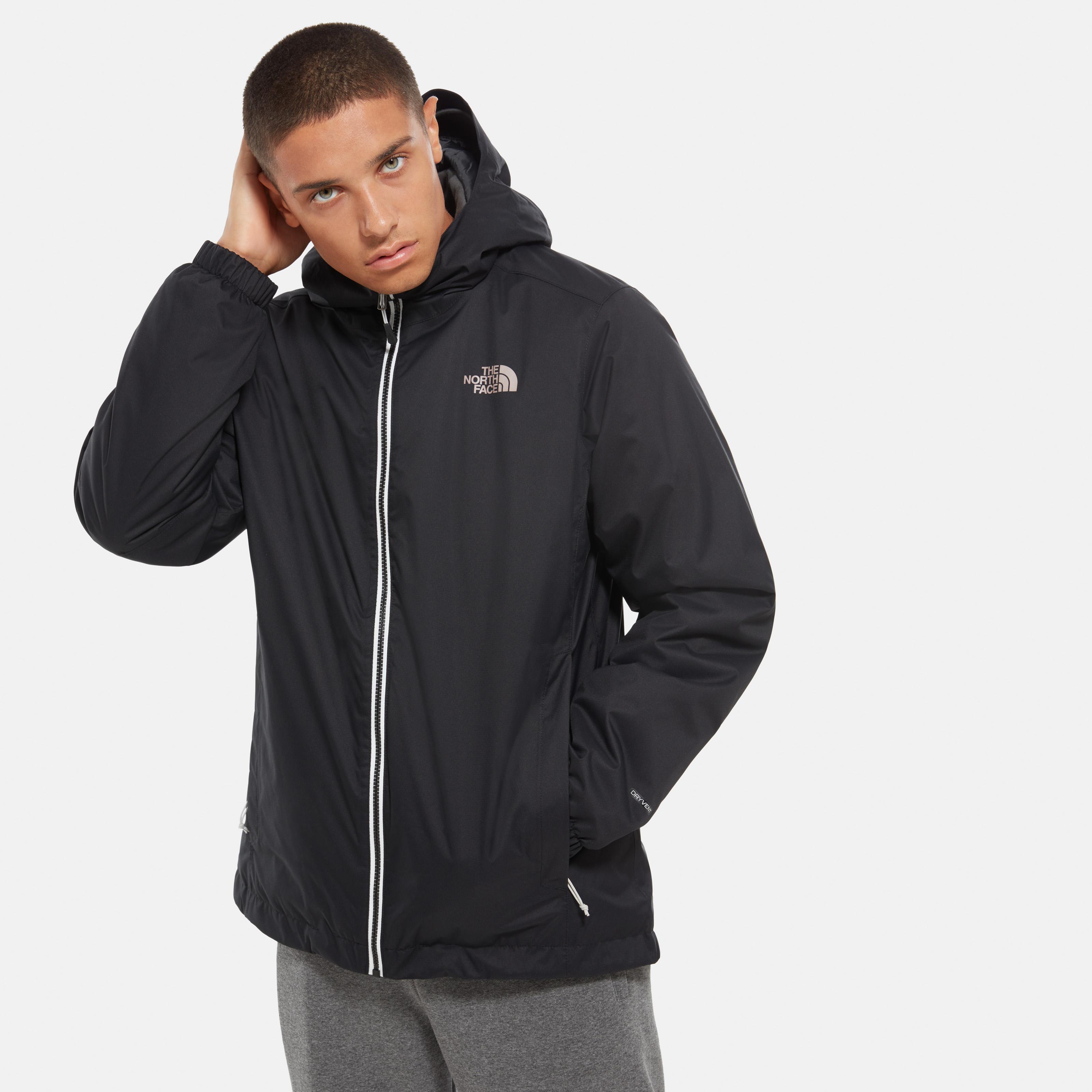Мужская утепленная куртка Quest T0C302JK3