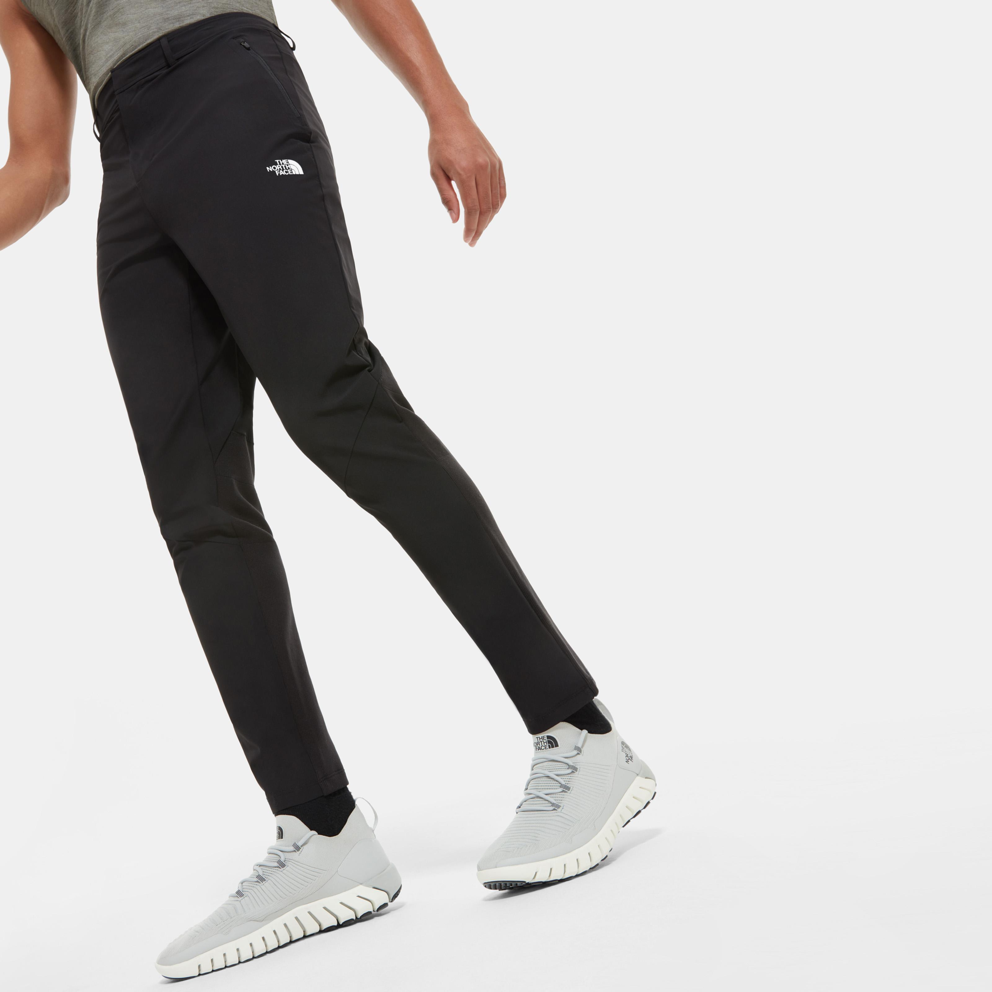 Мужские брюки Men'S Active Trail Jacquard E-Knit Trousers фото