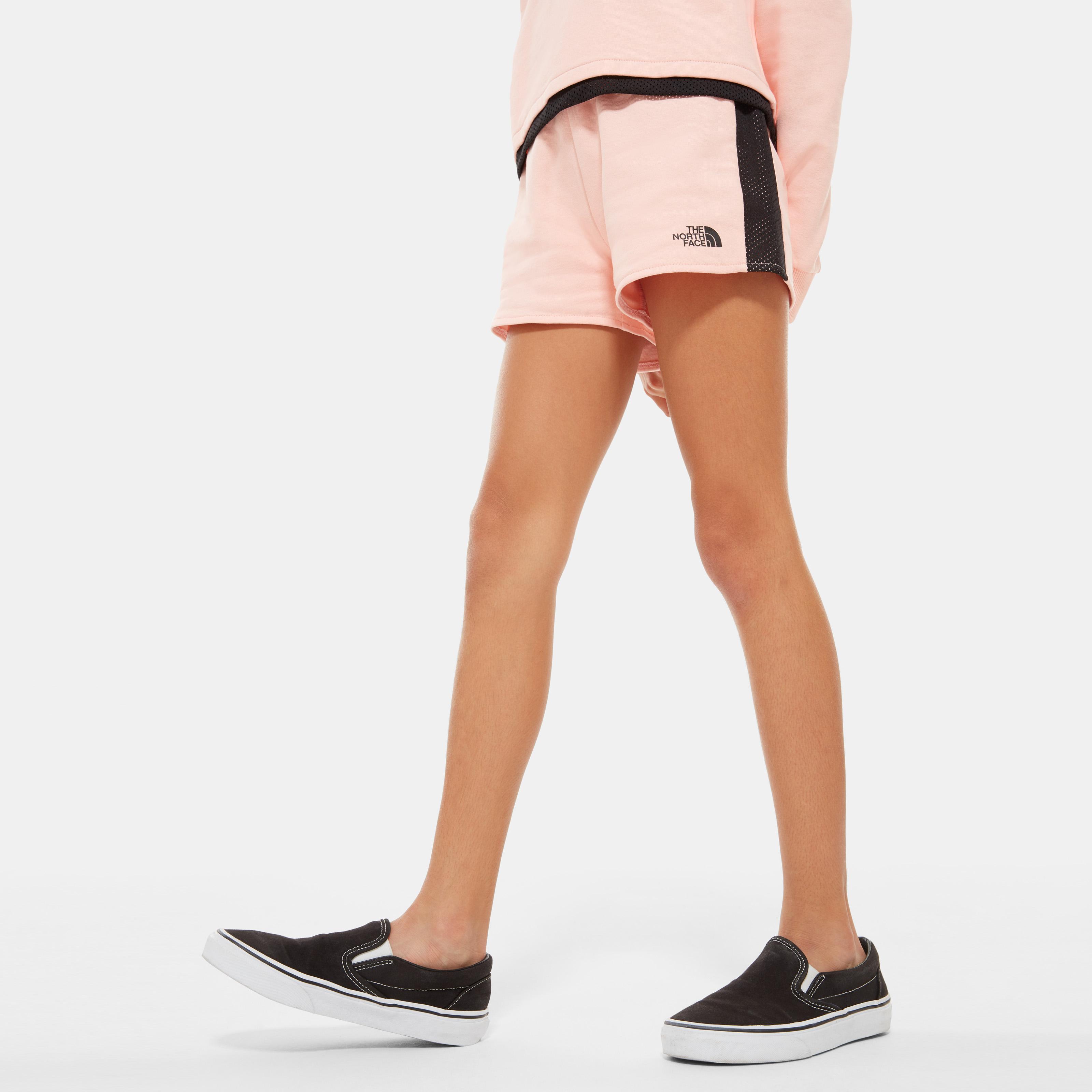Шорты для девочек Girls' Fleece Shorts фото