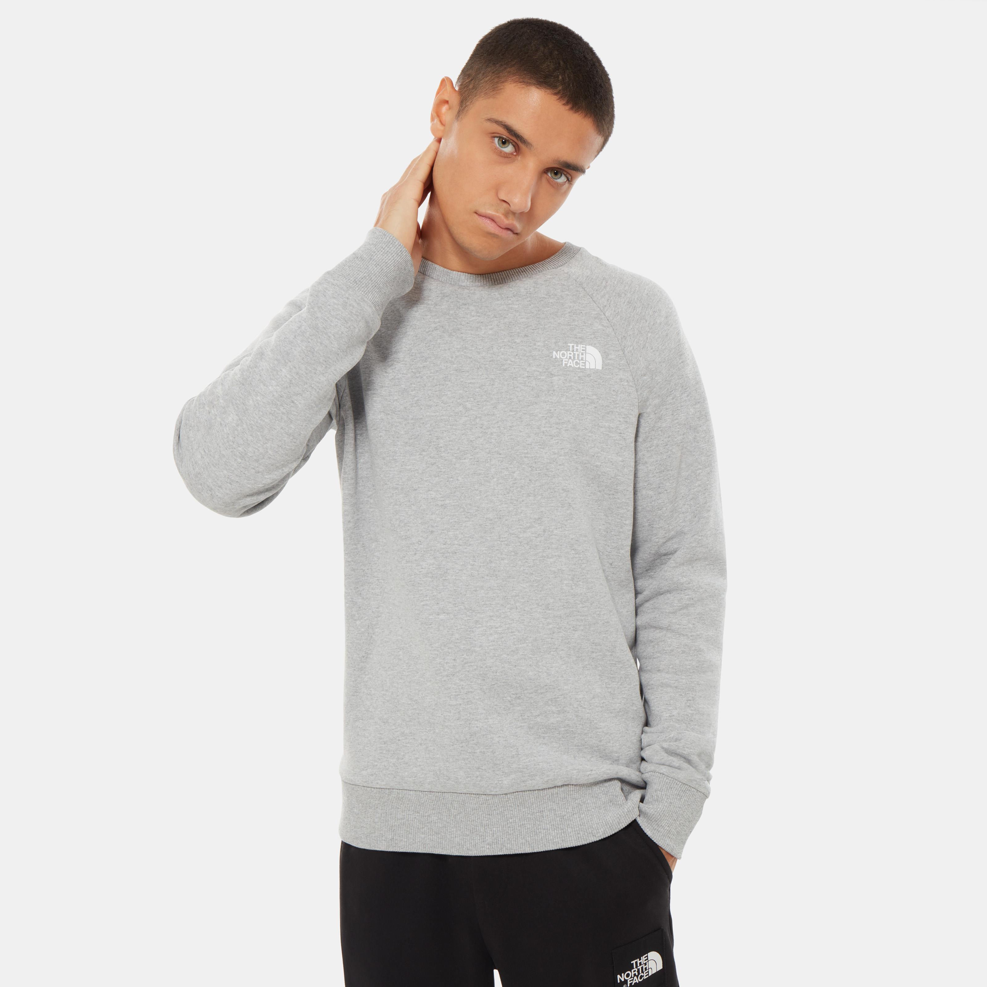 Купить со скидкой Мужская футболка с длинным рукавом Raglan Redbox Long-Sleeve T-Shirt