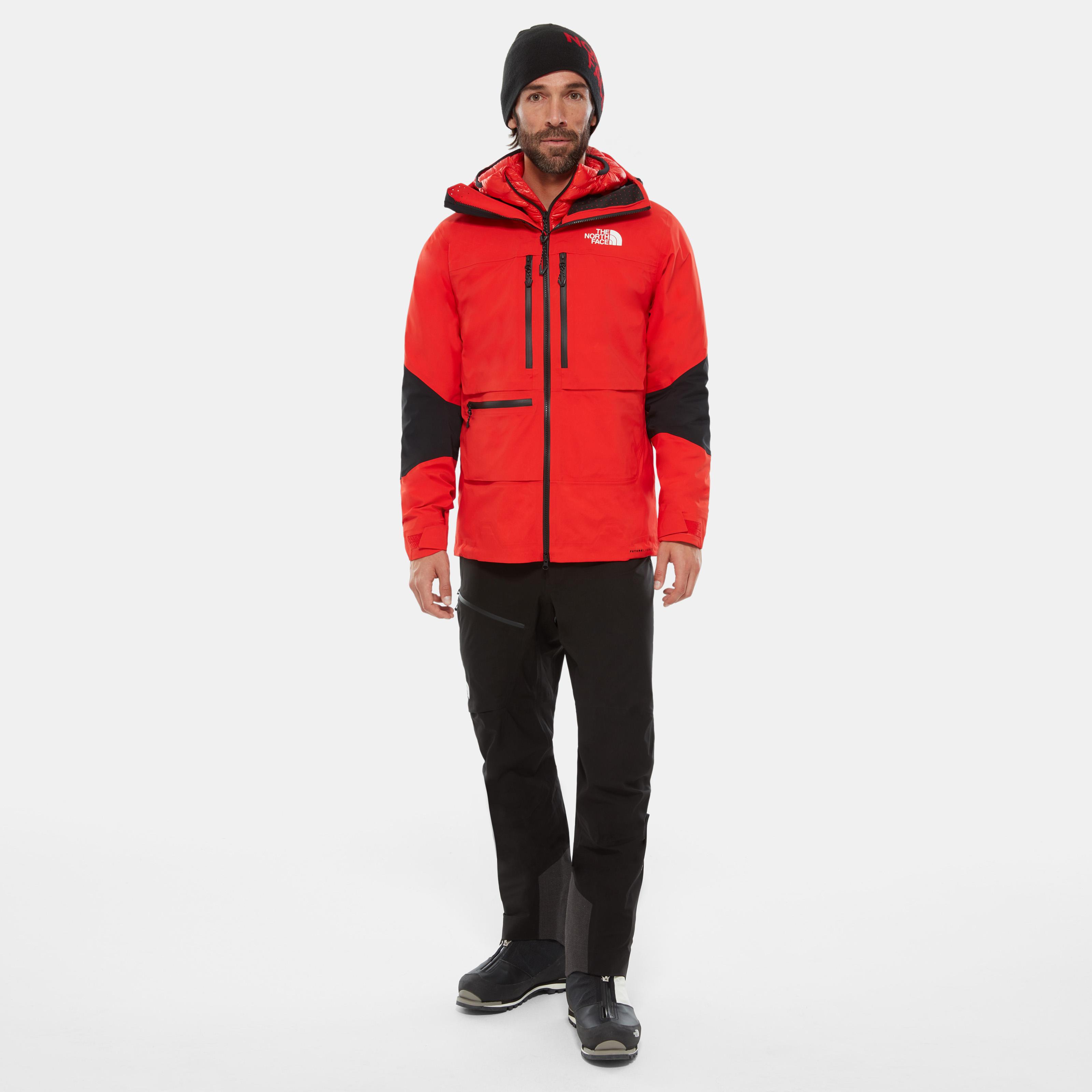 Мужская куртка Summit Series™ L5 Futurelight™ Jacket T935QCWU5
