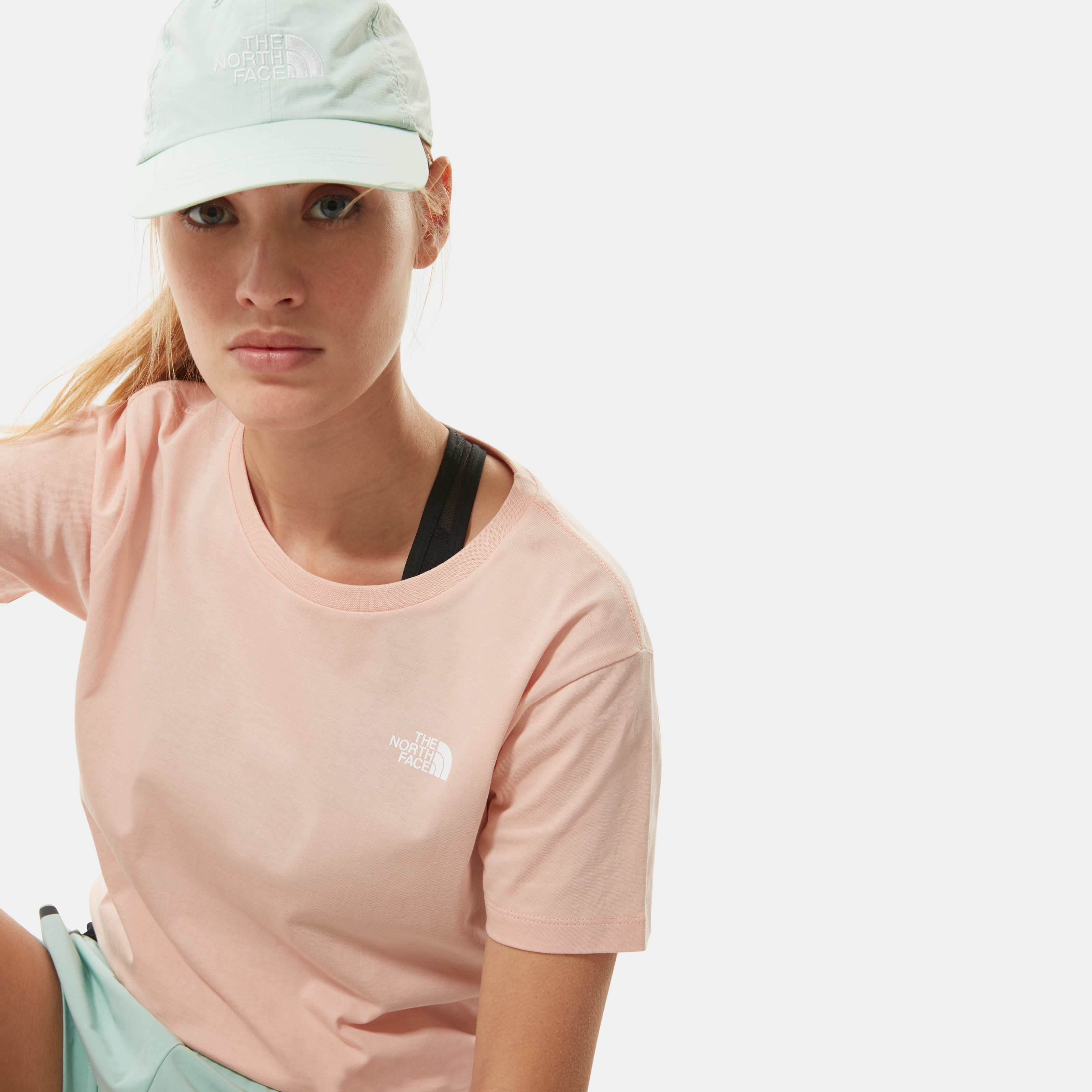 Женская футболка SIMPLE DOME TA4T1AUBF