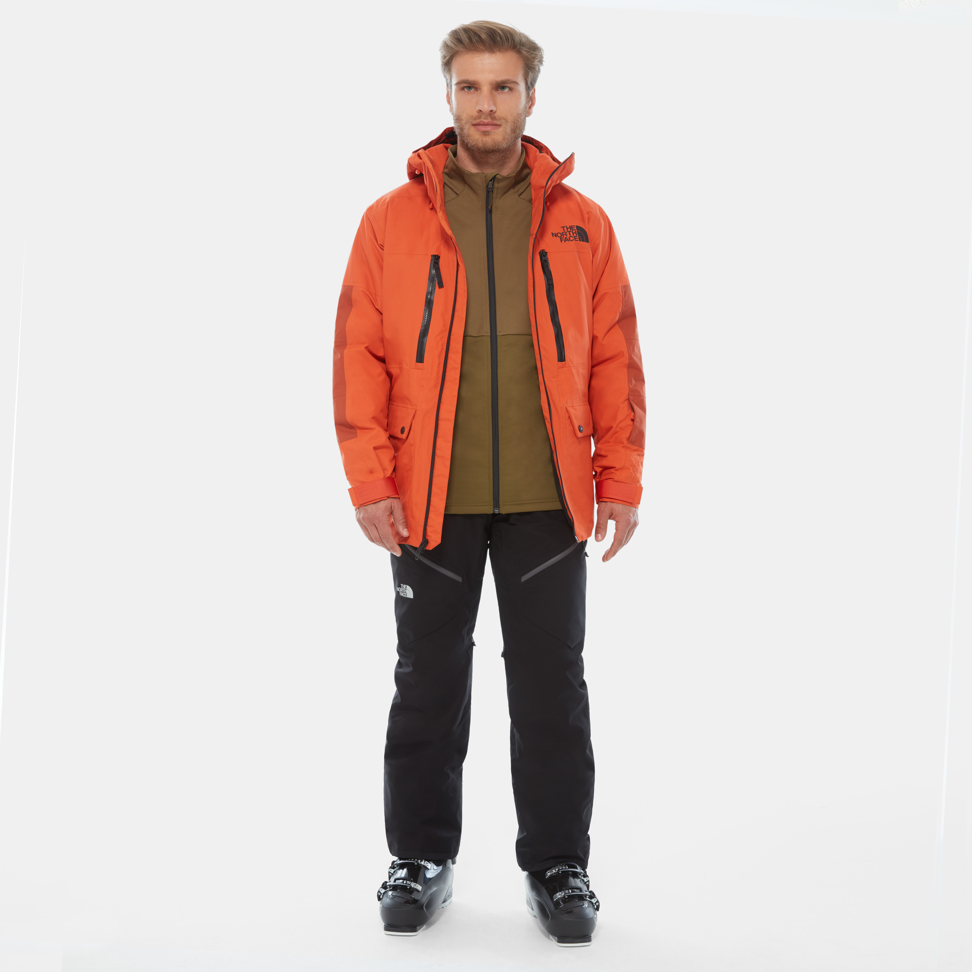 Мужская куртка Croda Rossa Full Zip фото