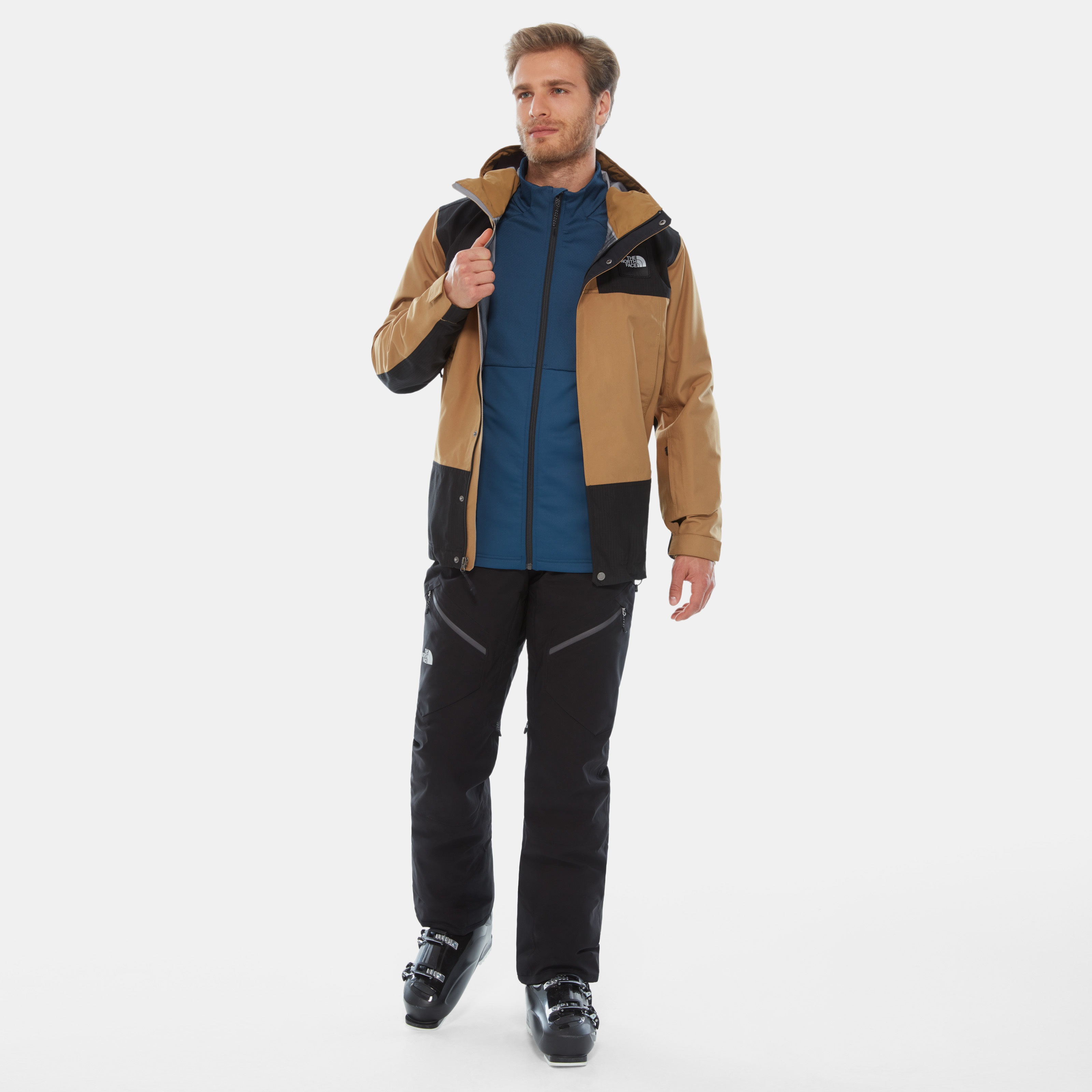 Купить со скидкой Мужская куртка Croda Rossa Full Zip