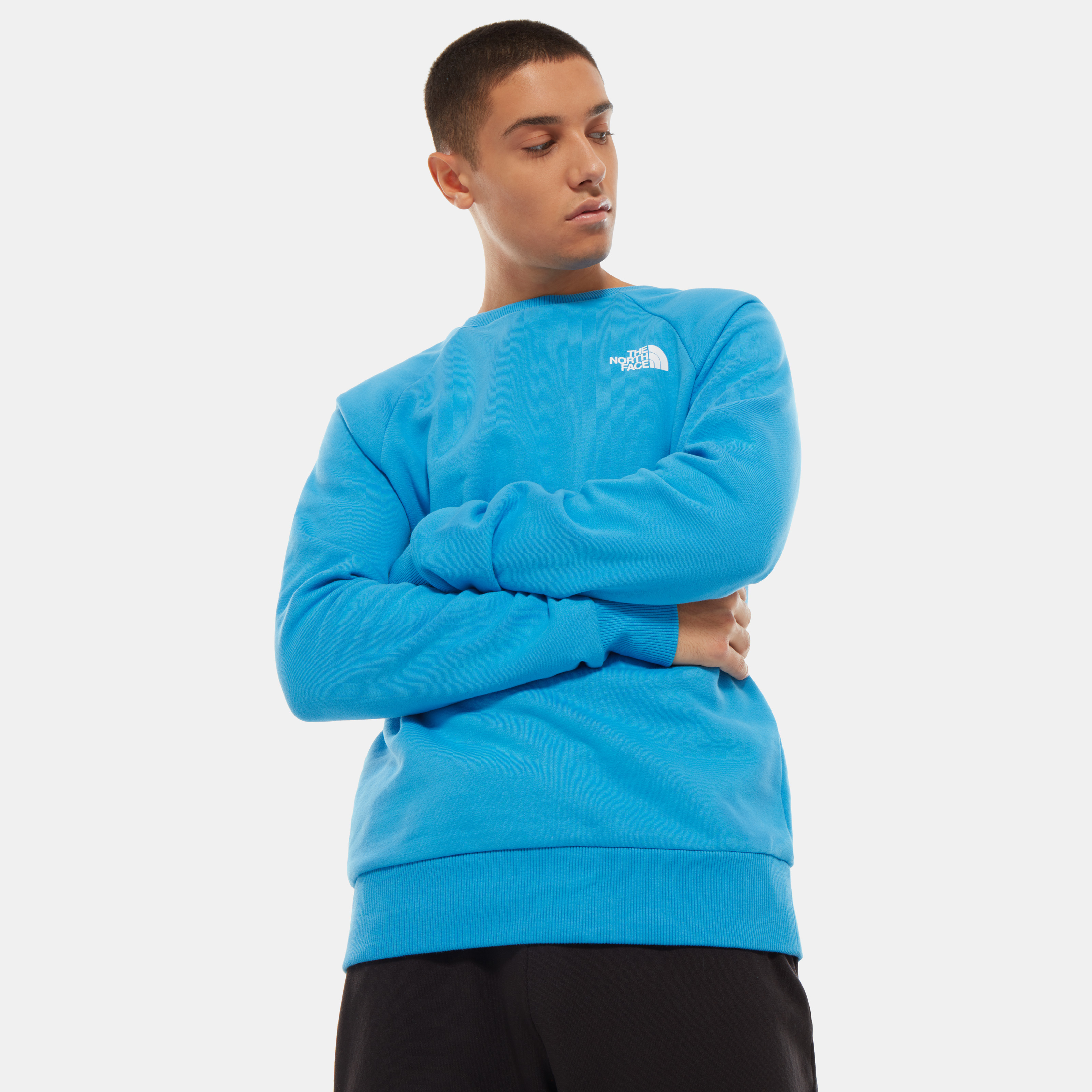 Мужская футболка с длинным рукавом Raglan Redbox Long-Sleeve T-Shirt фото
