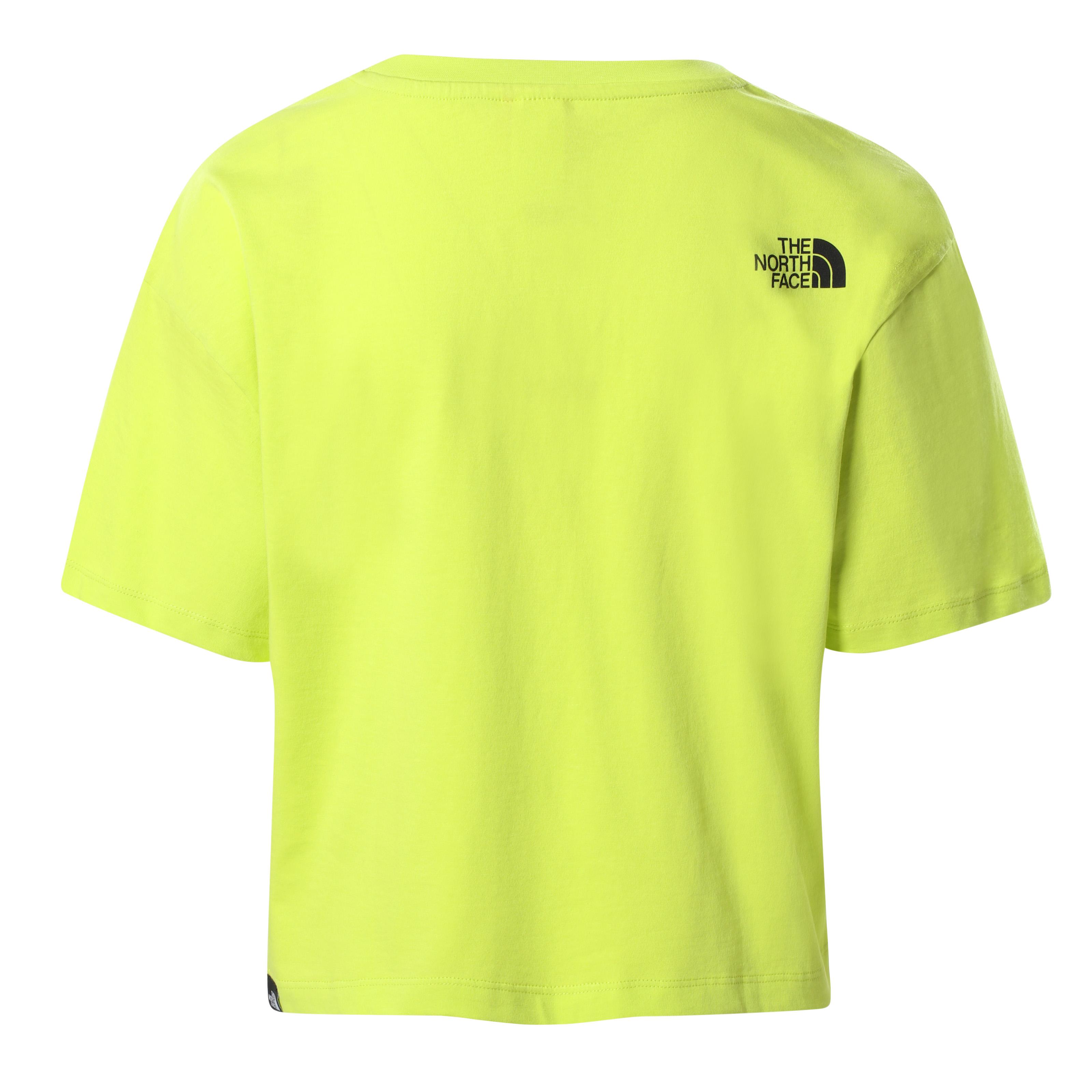 Женская футболка CROPPED FINE TA4SY9JE3