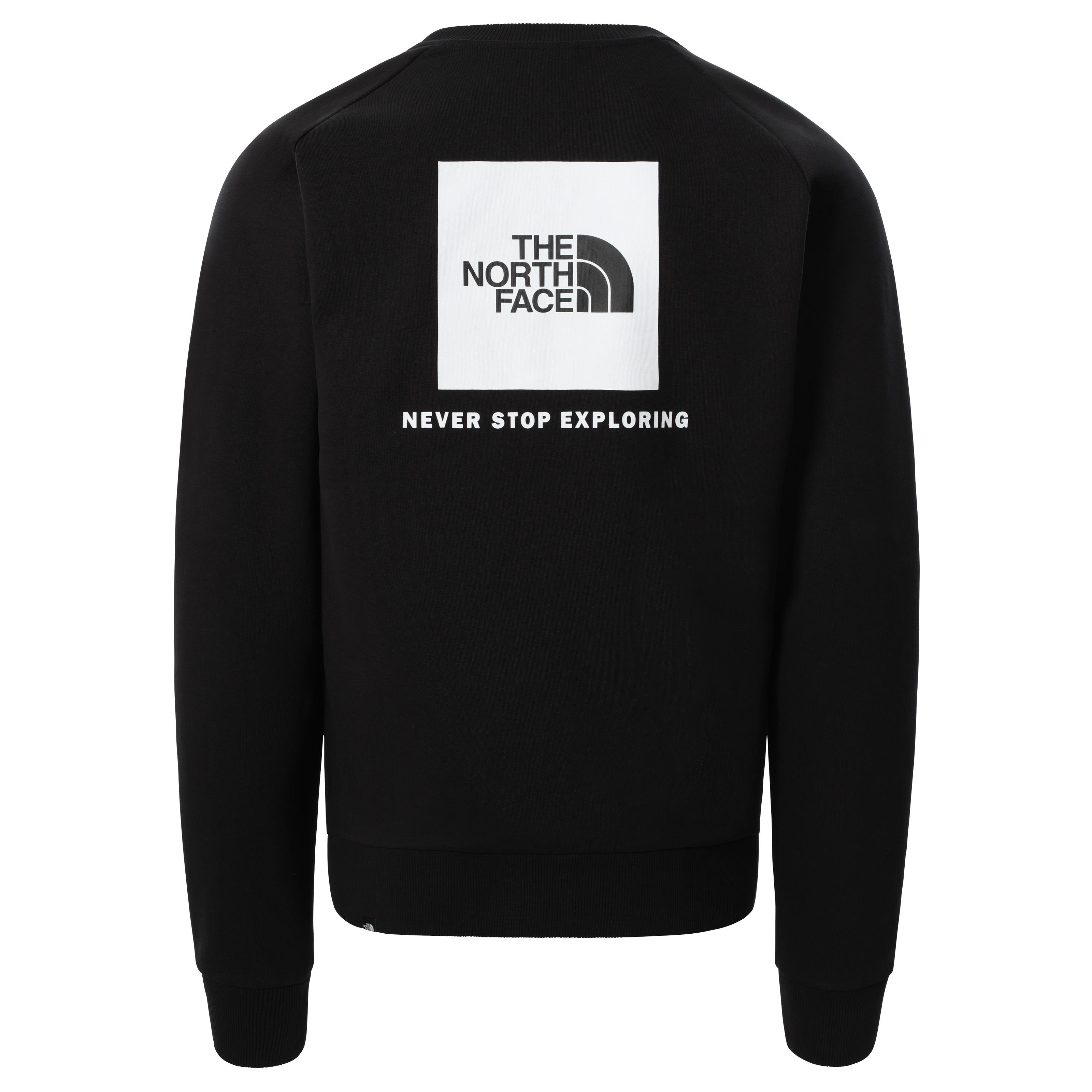 Мужской пуловер Raglan Redbox Crew TA4SZ9KY4