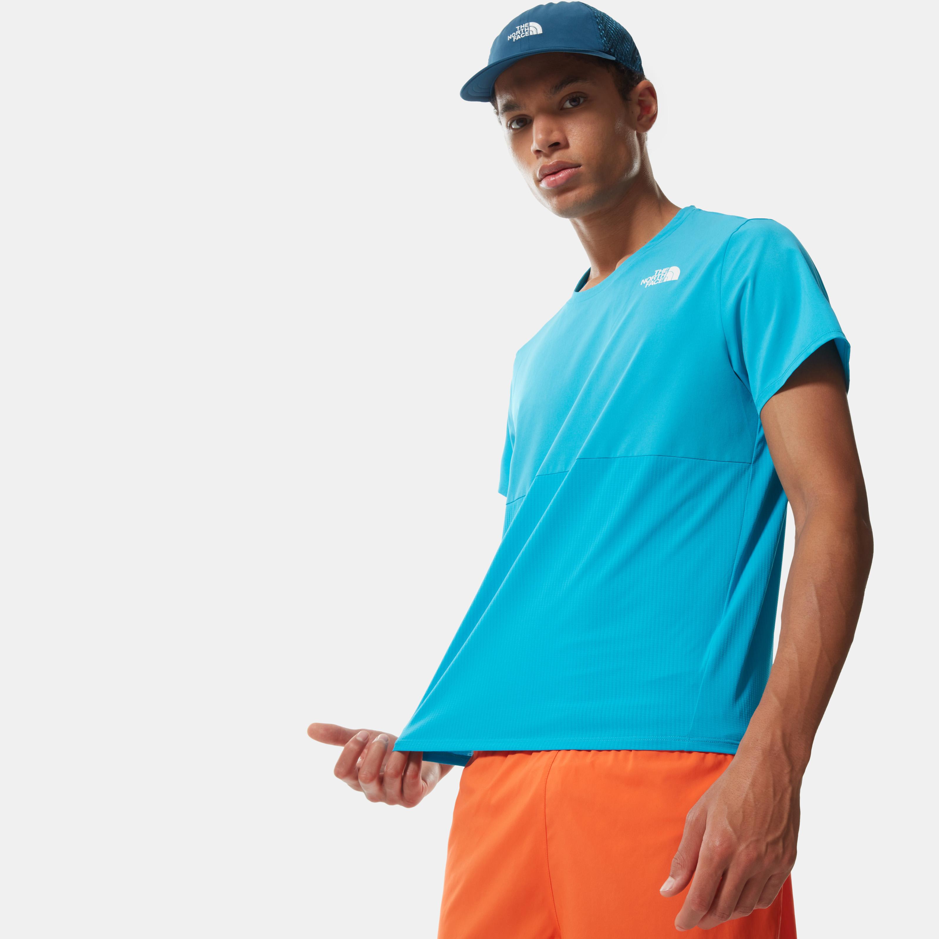 Мужская футболка TRUE RUN TA5375D7R
