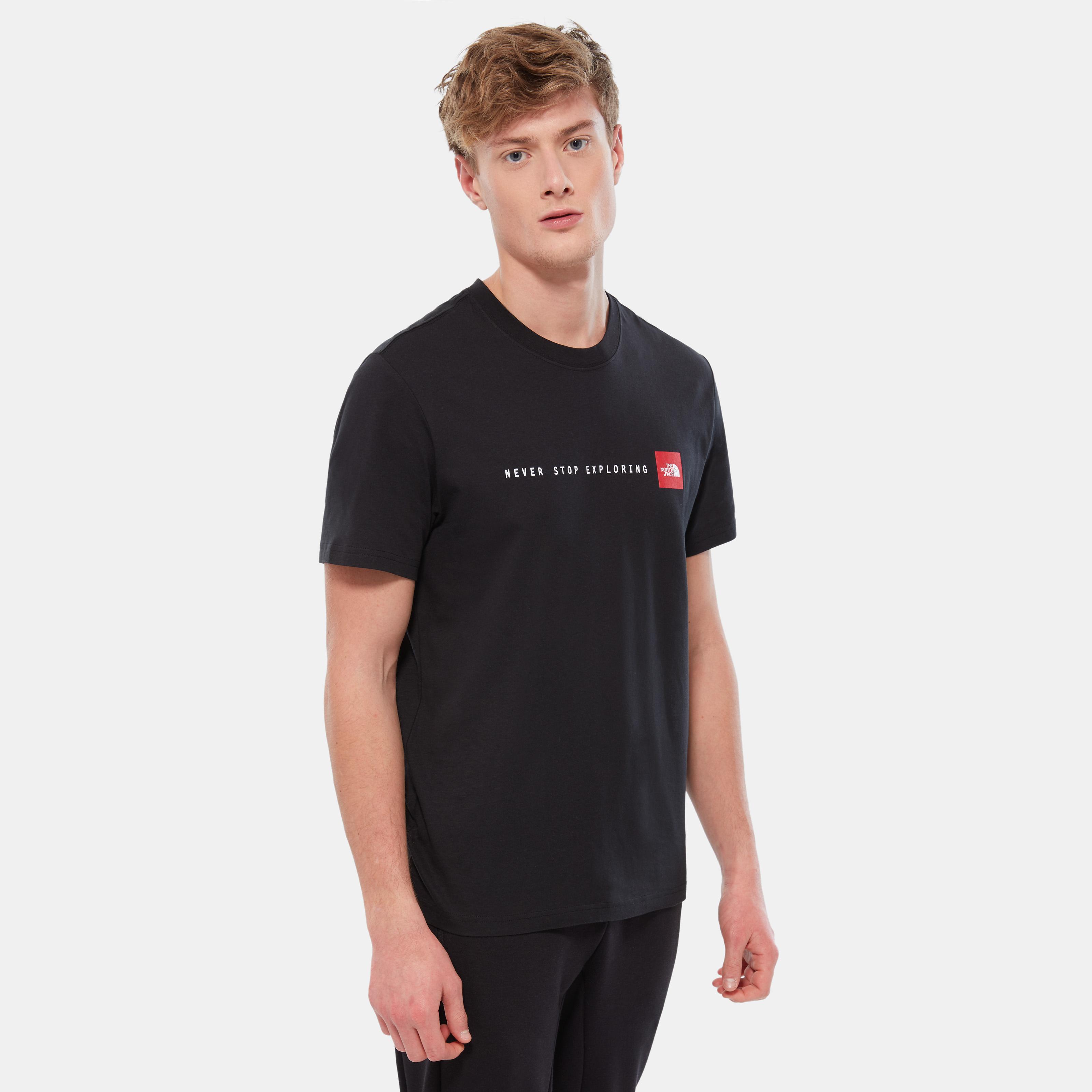 Мужская футболка NSE T92TX4JK3